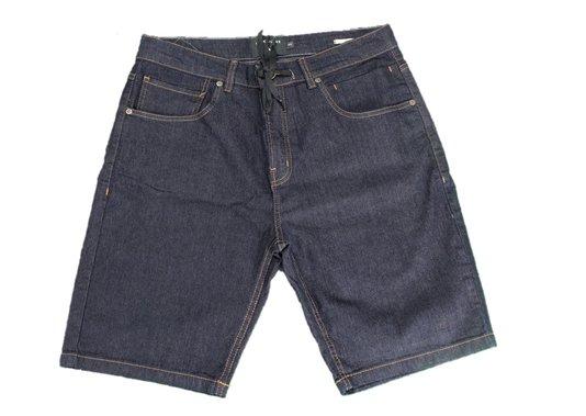 Bermuda Quiksilver Jeans Skate Denim