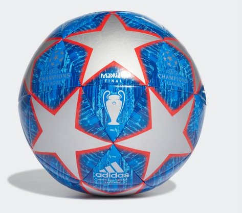 Bola adidas Finale UCL Capitano