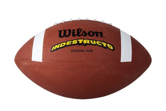 Bola de Futebol Americano Wilson TN Official