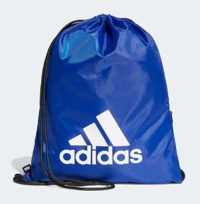 Bolsa de Ginástica Tiro adidas azul