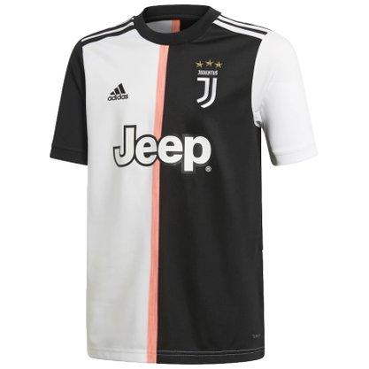 Camisa Juventus adidas Infantil