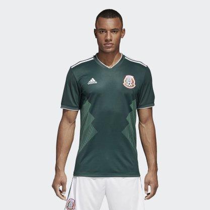 Camisa Seleção Mexicana adidas