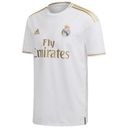 Camisa adidas Real Madrid I 2019