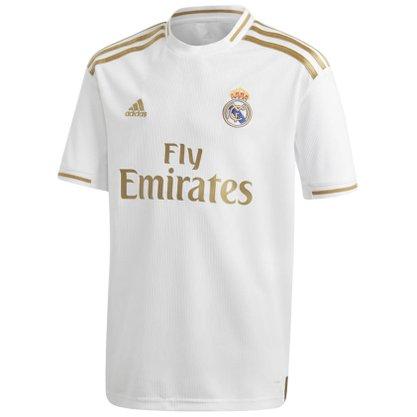 Camisa adidas Real Madrid Infantil 2019