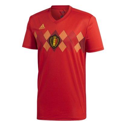 Camisa Bélgica I 2018