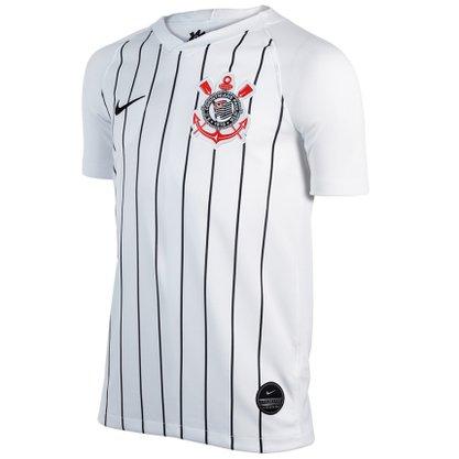 Camisa Corinthias Nike 2019/20 Infantil