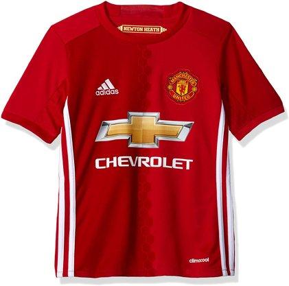 Camisa Manchester United I Infantil