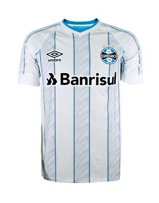 Camisa Masc. Grêmio Oficial II 2020 (classic s/n)