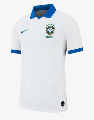 Camisa nike brasil comemorativa copa américa 2019