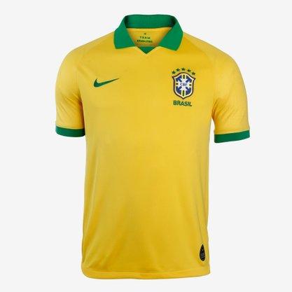 Camisa nike brasil  copa américa 2019 torcedor  am
