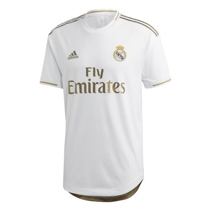 Camisa Real Madrid I Authentic