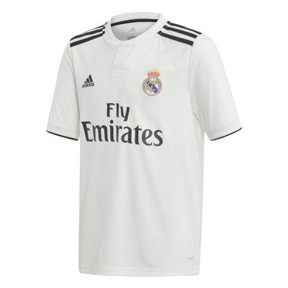 Camisa Real Madrid I infantil