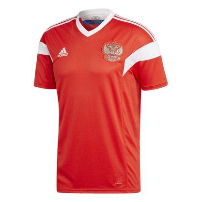 Camisa Russia I 2018