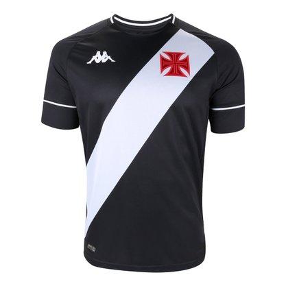 Camisa Vasco I 20/21 s/n° Torcedor Kappa