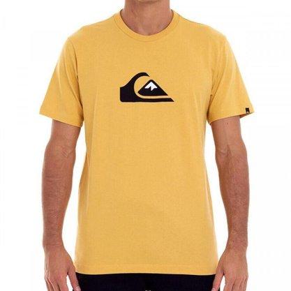 Camiseta Comp Logo Color Quiksilver