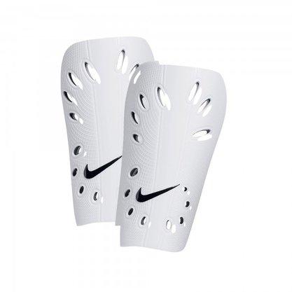 Caneleira Nike J Guard branco