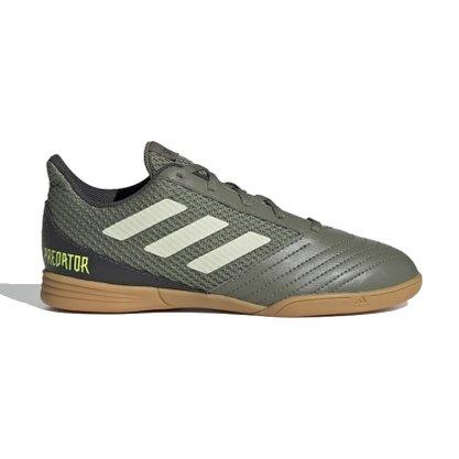 Chuteira adidas Predator 19.4 Futsal Infantil