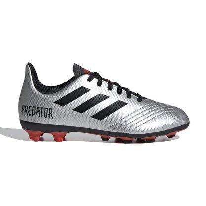 Chuteira adidas Predator 19.4 FXG Infantil