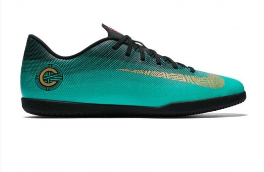 Chuteria Futsal Vaporx 12 Club CR7 ic