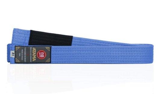 Faixa Tradicional Atama Azul - Jiu-Jitsu