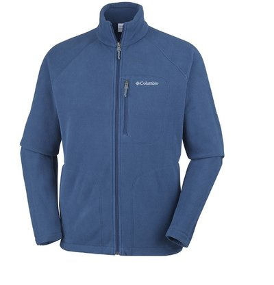 Jaqueta Columbia Fast Trek II Full Zip Fleece Carbon