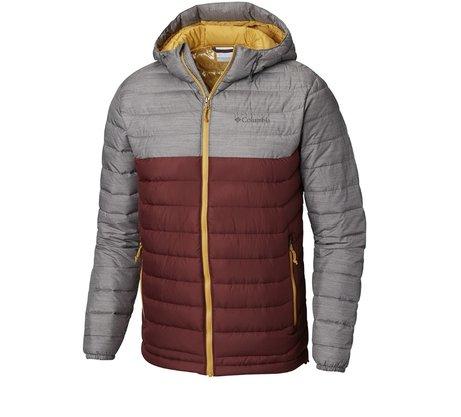 Jaqueta Columbia Powder Lite Hooded Jacket