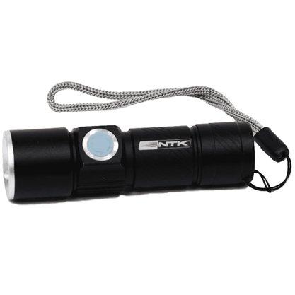 Lanterna de Mão Cymba NTK 3 Modos de Iluminação 70 Lúmens
