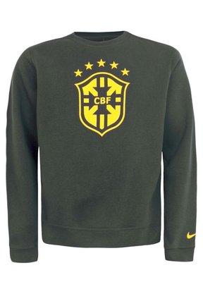 Moletom Nike Club CBF Core