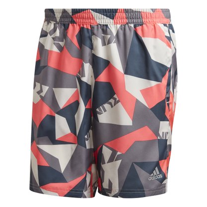 Shorts adidas Run It Camouflage