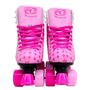 Patins Traxart Tradicional Pink Core